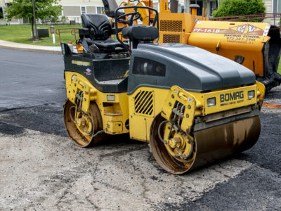 Paving Machinery